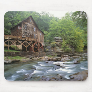 USA, West Virginia, Babcock SP. Rustic Glade Mouse Pad