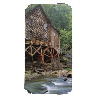 USA, West Virginia, Babcock SP. Rustic Glade Incipio Watson™ iPhone 6 Wallet Case
