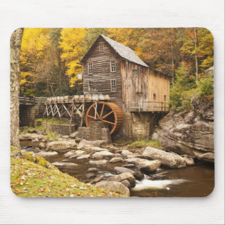 USA, West Virginia, Clifftop. Babcock State 2 Mouse Pad