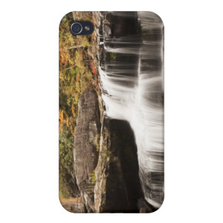 USA, West Virginia, Clifftop. Babcock State iPhone 4 Cases