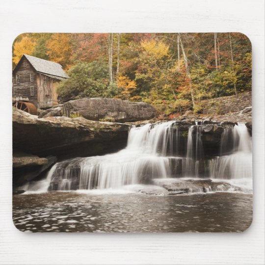 USA, West Virginia, Clifftop. Babcock State Mouse Pad