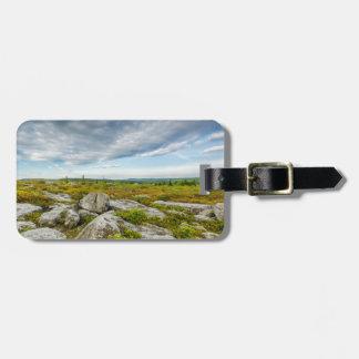 USA, West Virginia, Davis. Landscape In Dolly Bag Tag