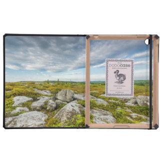 USA, West Virginia, Davis. Landscape In Dolly iPad Folio Case