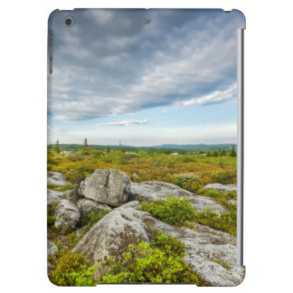 USA, West Virginia, Davis. Landscape In Dolly iPad Air Cover