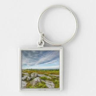 USA, West Virginia, Davis. Landscape In Dolly Keychain