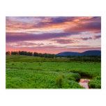 USA, West Virginia, Davis. Landscape Post Card