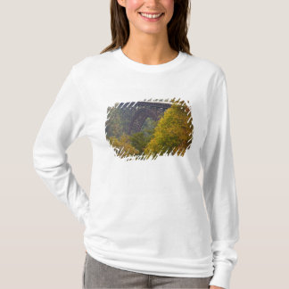 USA, West Virginia, Fayetteville. New River T-Shirt