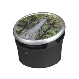 USA, West Virginia, New Richmond. National Bluetooth Speaker