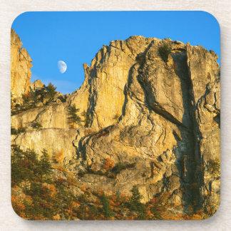 USA, West Virginia, Spruce Knob-Seneca Rocks 2 Beverage Coaster
