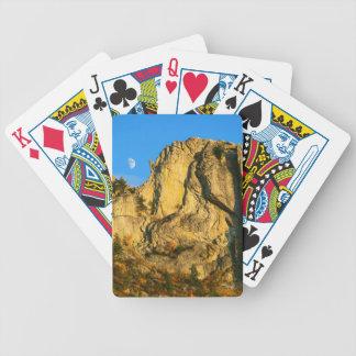 USA, West Virginia, Spruce Knob-Seneca Rocks 2 Bicycle Card Deck