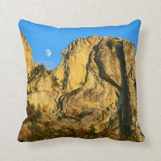 USA, West Virginia, Spruce Knob-Seneca Rocks 2 Throw Pillow