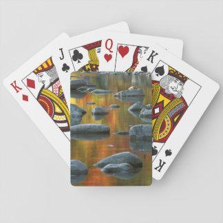 USA, West Virginia, Spruce Knob-Seneca Rocks 3 Card Deck