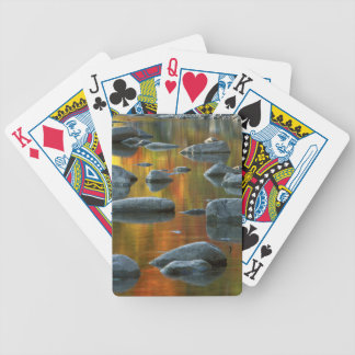 USA, West Virginia, Spruce Knob-Seneca Rocks 3 Bicycle Poker Deck