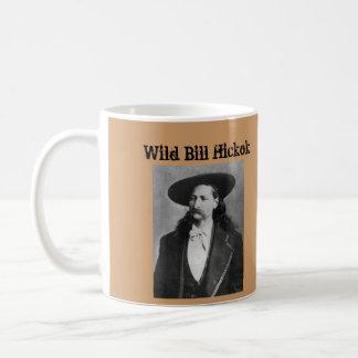 USA Wild Bill Hickok Mug / Wild Bill Hickok Becher