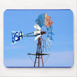 USA WINDMILL Mousepad