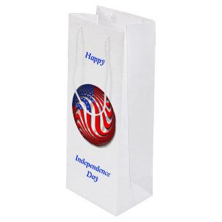 USA WINE GIFT BAG