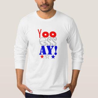 USA Winter Olympics shirt