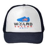 USA Women Soccer 2011 Hat