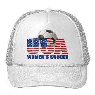 USA Women's Soccer Hat