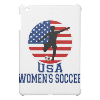 USA Women's Soccer iPad Mini Cover