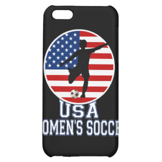 USA Women's Soccer iPhone 5C Cases