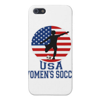 USA Women's Soccer iPhone Case Cases For iPhone 5
