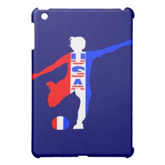 USA Women's Soccer Logo Case For The iPad Mini