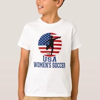 USA Women's Soccer T-Shirt