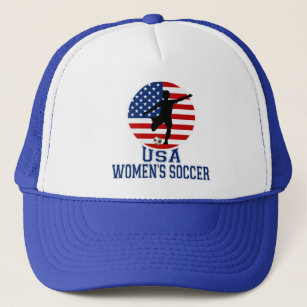 cc5101f1331 Usa Womens Soccer Hats & Caps | Zazzle