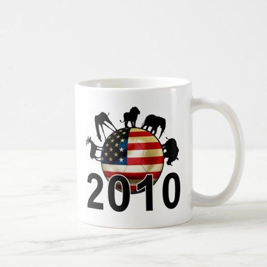 USA World 2010 Coffee Mug