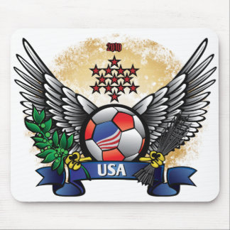USA World Cup Mouse Pad