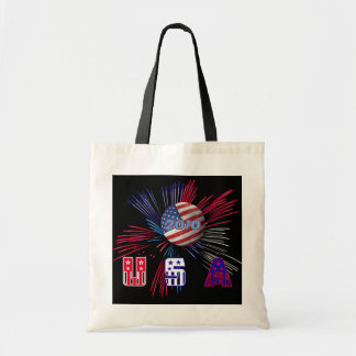 USA world cup soccer 2010 Budget Tote Tote Bags