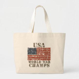 USA World War Champions Bags