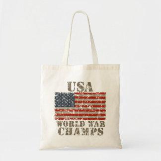 USA World War Champions Bag