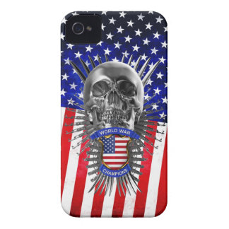 USA World War Champions iPhone 4 Covers