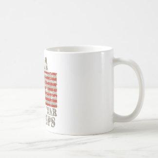 USA, World War Champions Coffee Mug