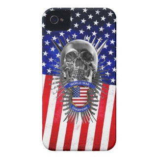 USA World War Champions iPhone 4 Case-Mate Case