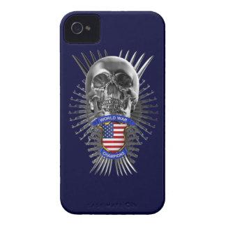 USA World War Champions iPhone 4 Cover