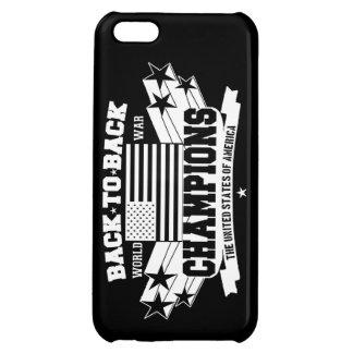 USA World War Champions iPhone 5 Case