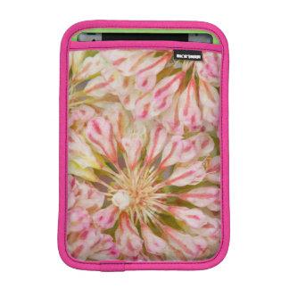 USA, Wyoming, Buckwheat wildflower close-up Sleeve For iPad Mini