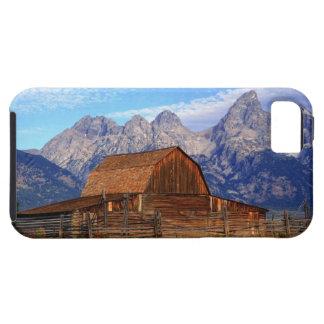USA, Wyoming, Grand Teton National Park. iPhone 5 Cases