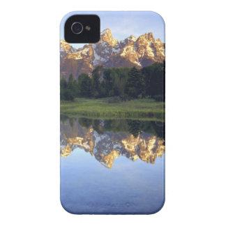 USA, Wyoming, Grand Teton National Park. Grand iPhone 4 Case-Mate Case