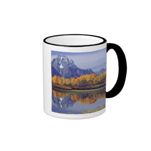 USA, Wyoming, Grand Teton National Park. Mt. Mug