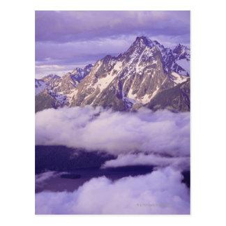 USA, Wyoming, Grand Teton National Park, Postcard