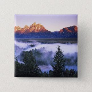 USA, Wyoming, Grand Teton National Park. The Button