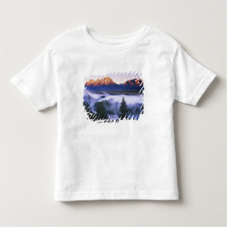 USA, Wyoming, Grand Teton National Park. The Toddler T-shirt