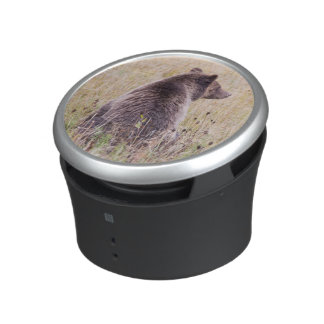 USA, Wyoming, Yellowstone National Park, Grizzly 2 Bluetooth Speaker