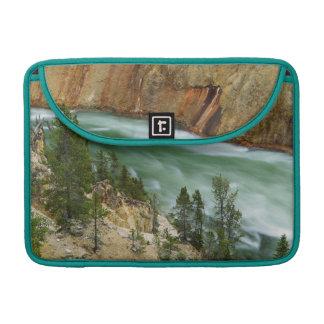 USA, Wyoming, Yellowstone National Park Sleeve For MacBooks