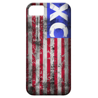 USA XC Cross Country iPhone SE/5/5s Case
