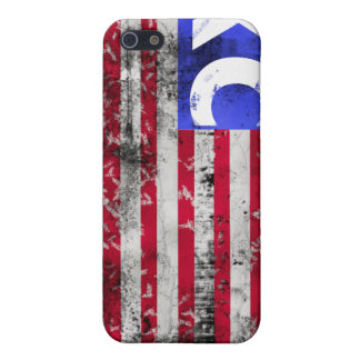 USA XC Cross Country iPhone SE/5/5s Cover